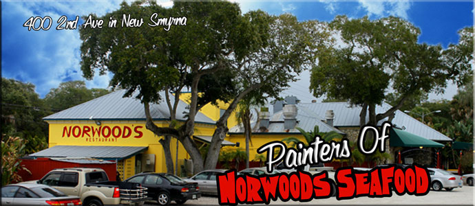 Painters Of Norwood's Seafood Restaurant
